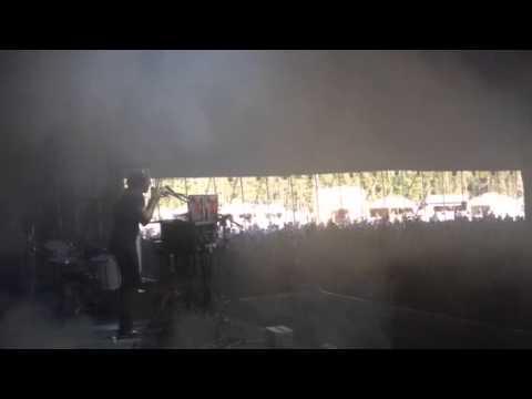 Robert DeLong at Splendour In The Grass festival in Australia (July 2013)