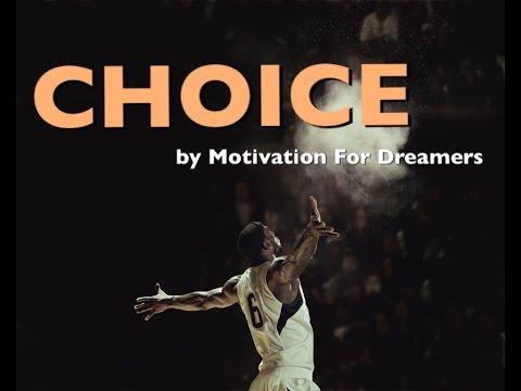 CHOICE – Motivational Video (ft. Eric Thomas, Steve Jobs)