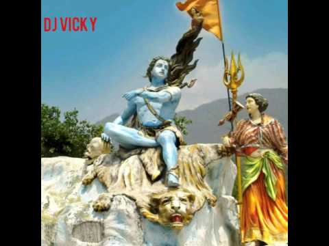 A GANESH KE MUMMY OFFICIAL HARD MIX DJ VICKY BXR