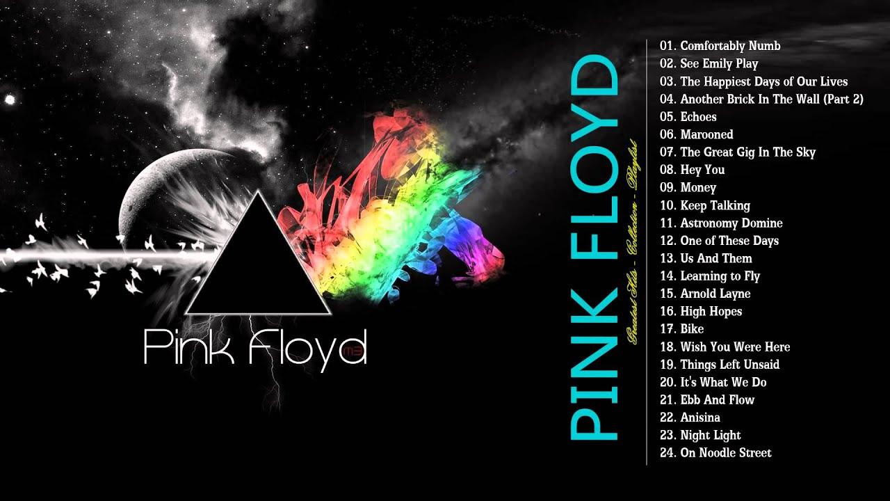 Pink floyd sad songs