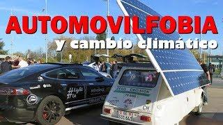 AUTOMOFOBIA: De por qué el vehículo eléctrico no nos salva del cambio climático
