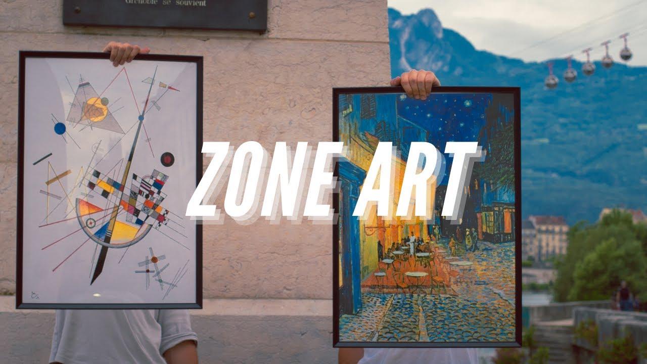 FILM D'ASSO 2021- LA ZONE ART