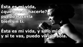 Скачать Eartha Kitt This Is My Life Subtitulada En Español