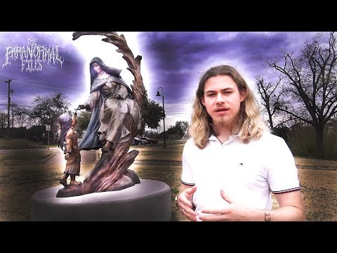 """Searching for the Mysterious """"Lady In Blue"""" of San Angelo (PROOF of """"God""""?) 