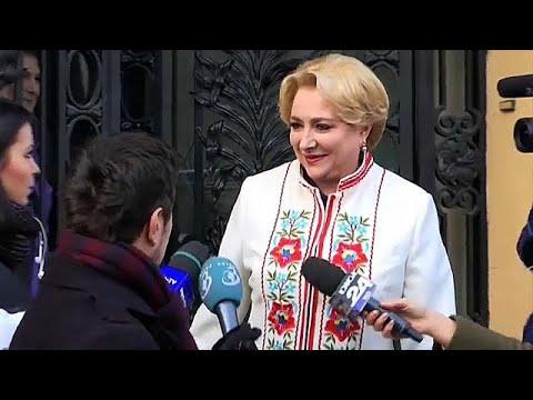 Дэнчилэ стала премьер-министром Румынии