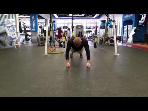 Personal Trainer Marius Lescius (extreme)