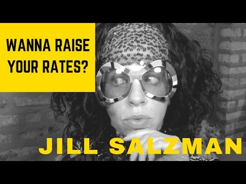 5 Steps To Raising Your Rates For Building A Better Business | Jill Salzman | The Founding Moms