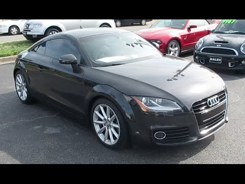 2012 audi tt 2 0t quattro walkaround start up exhaust tour and overview youtube. Black Bedroom Furniture Sets. Home Design Ideas
