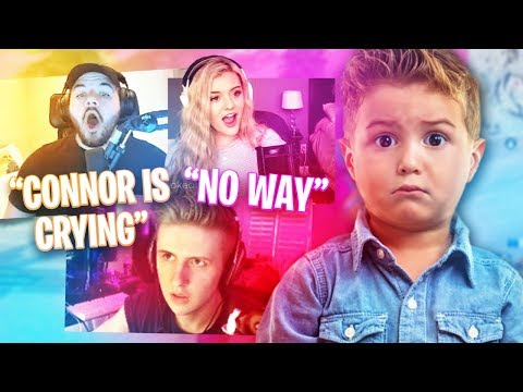 CONNOR GETS BETRAYED BY SYMFUHNY! THINGS GET HEATED! (Fortnite: Battle Royale)