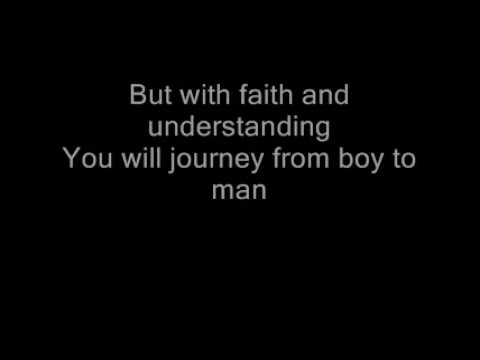 Son Of Man - Phil Collins (with lyrics)
