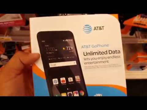 Review of AT&T Prepaid - LG Phoenix 3 4G LTE with 16GB Memory Prepaid Cell Phone