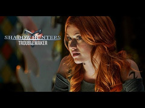 Clary Fray ×× Troublemaker