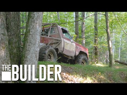 """A Man and His Toys – Custom Offsets """"The Builder"""""""