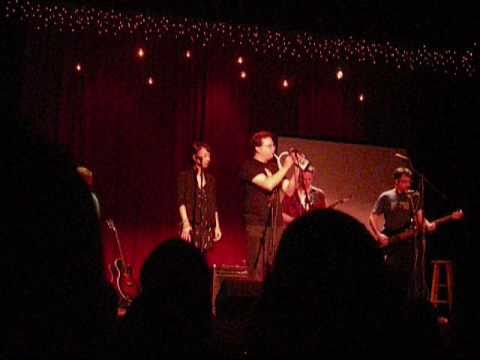 """""""Remains"""" by Maurissa Tancharoen & Jed Whedon - Live @ W00tstock v2.6 Los Angeles"""