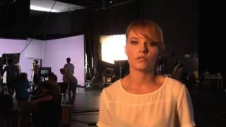 MIĘDZY NAMI DOBRZE JEST reż.: Grzegorz Jarzyna | Making-of | Edyta