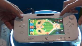 [E3 2013] Wii Party U - Tabletop Baseball Gameplay