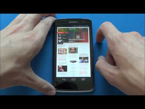 Alcatel One Touch Scribe HD - Full Review deutsch