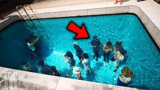 10 MOST INSANE Pools YOU WON'T BELIEVE EXIST!