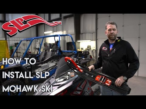 Starting Line Products | Mohawk Ski Installation Video