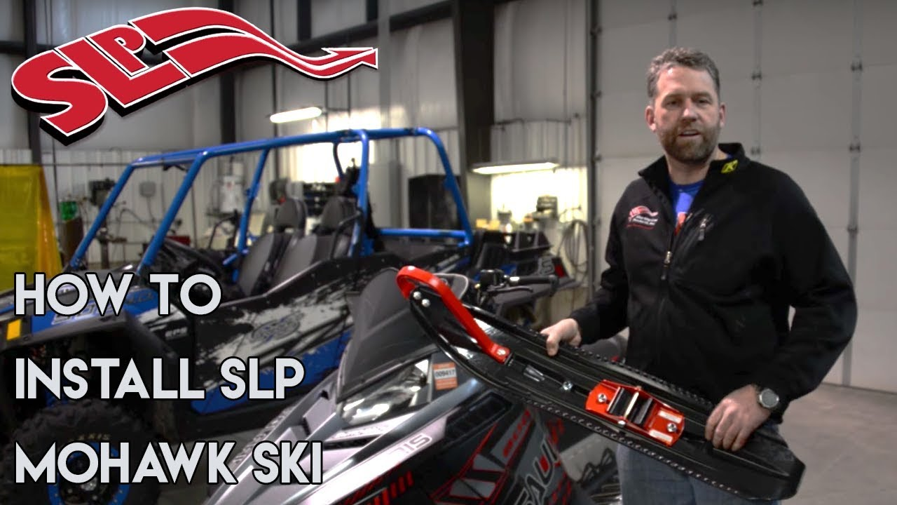 Starting Line Products Mohawk Ski Installation Video Youtube