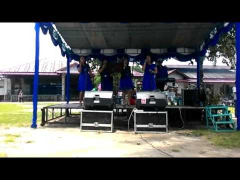 Rose agave trio feat silalahi sister Rap