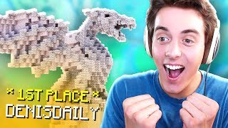 MY BEST BUILD EVER!! (Minecraft Build Battle)