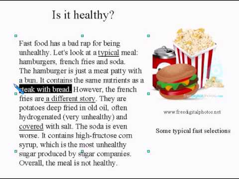 Intermediate learning english lesson 12 fast food vocabulary intermediate learning english lesson 12 fast food vocabulary and pronunciation youtube forumfinder Choice Image