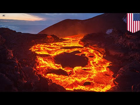 Mother Lode Of Magma Found Under Long Valley Supervolcano - TomoNews