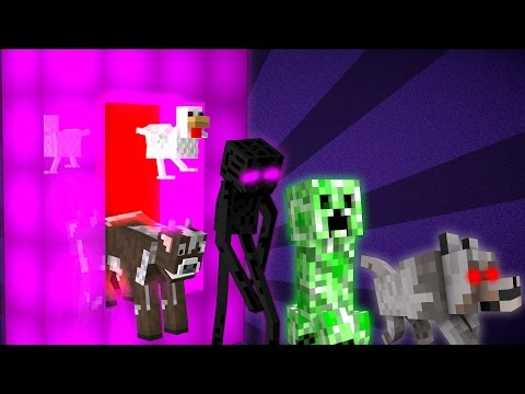 Thumbnail: Where Mobs Come From - Minecraft