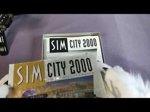 [Furry ASMR] Opening a Sim City 2000 PC Game Box thumbnail