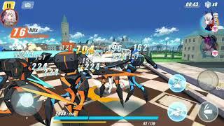 Honkai Impact 3 SEA - Christmas Event 2K17 (LE SSS - Moonbeam SS & Chariot SSS Gameplay)