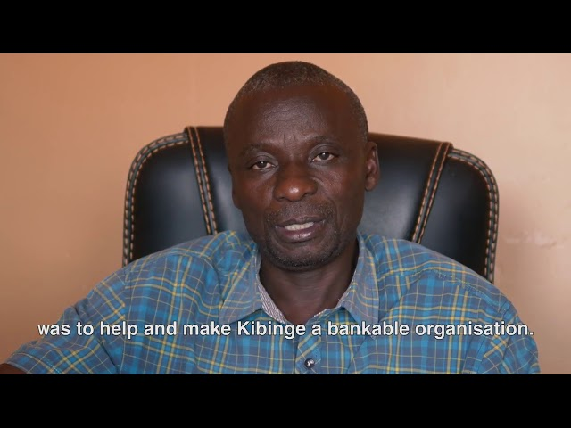 Kibinge coffee cooperative with ambition