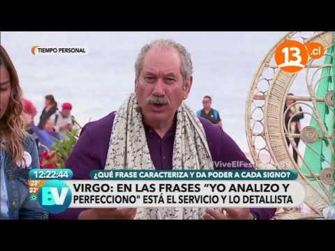 Horóscopo VIRGO: La frase que da poder a cada signo | Pedro Engel