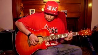 tennessee love yelawolf cody mckinney guitar cover
