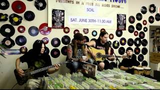 "2012 SOIL @ WOODEN NICKEL MUSIC ""HALO"" ACOUSTIC"
