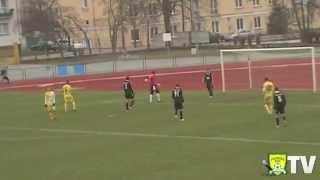 Płomień Ełk vs Rominta Gołdap 2014/15 wiosna