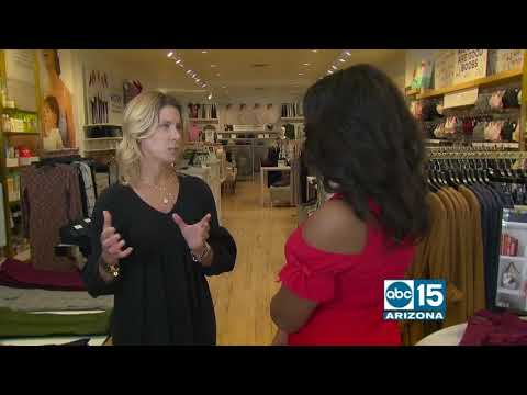 NEW Scottsdale Location Of Motherhood Maternity & A Pea In The Pod