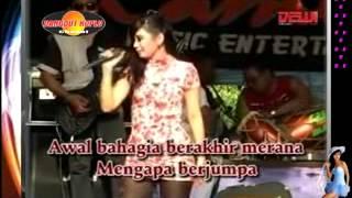 Haruskah Berakhir ~  Evis Renata ~  CAMELIA  karaoke