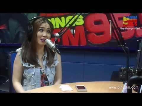 Sabrina on Pinas FM 95.5