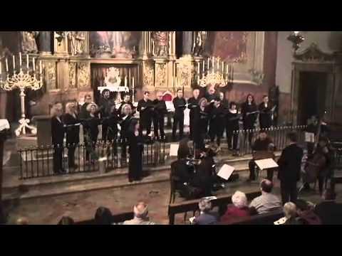 Laudate Dominum - Mozart - Festival Musica Sacra de Pollença 2014
