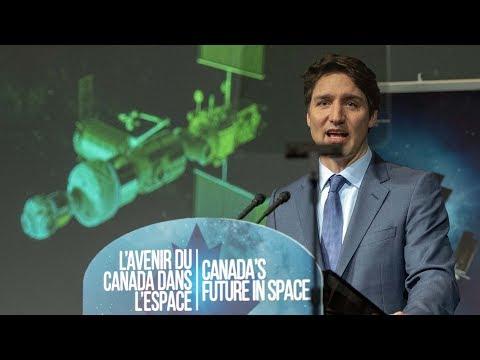 Canada joins Lunar Gateway moon mission