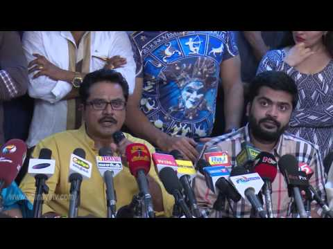 I'dont want to separate Actor sarath kumar Speech @ Nadigar Sangam Press Meet