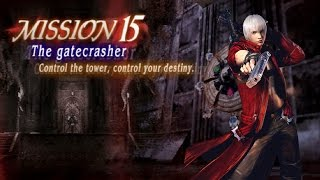 Devil May Cry 3 Special Edition [PT Part 15] [Dante - Mission 15]