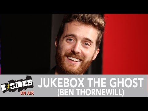 B-Sides On-Air: Interview - Ben Thornewill of Jukebox The Ghost Talks ''Off To The Races', Queen
