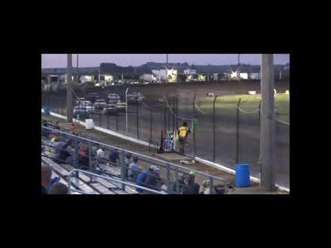 Hobby Stock Amain @ Hancock County Speedway 07/12/19