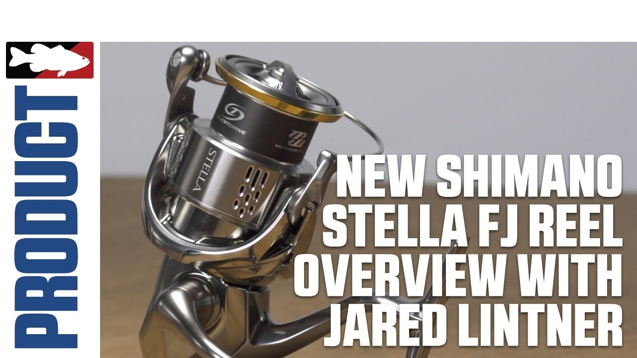 Jared Lintner discusses the Shimano Stella FJ with Shimano