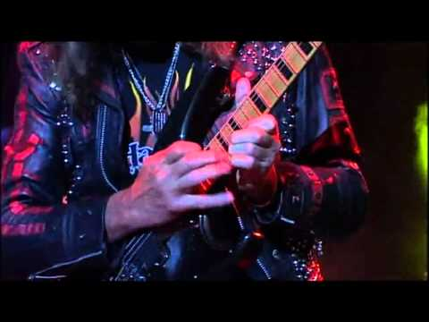 Judas Priest  - The Hellion+Electric Eye (Электро-глаз), русские субтитры