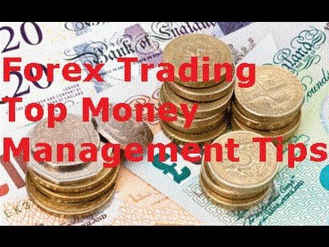 Forex money management risk controls