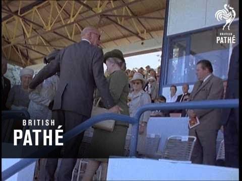 Ian Smith - Rhodesian Trade Fair  (1971)