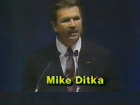 MIKE DITKA talks SMACK after 1986 Super Bowl TROUNCING of the Patriots